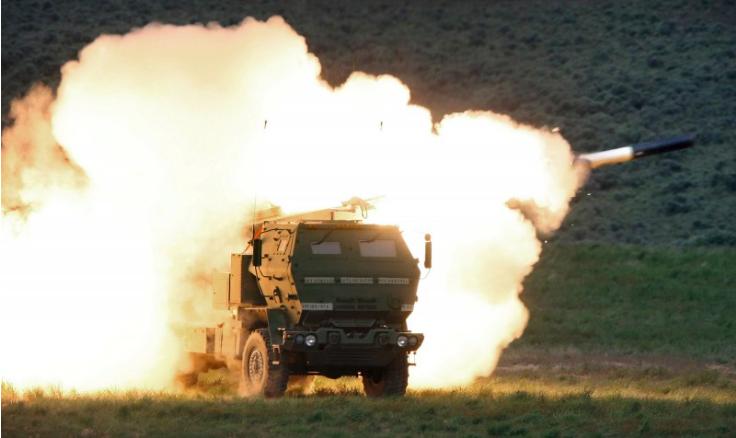 美国批准对台出售高机动性多管火箭系统(HIMARS)