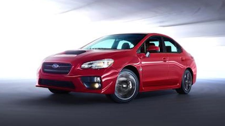 Subaru WRX (Subaru)