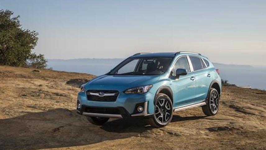 2020 Subaru Crosstrek (Subaru)
