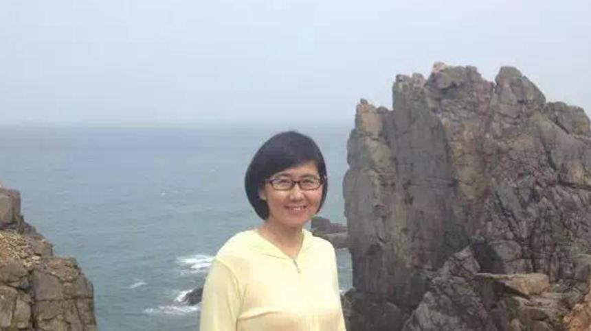 2020年11月30日,中国人权律师王宇律师执照遭北京司法局注销。(推特截图)