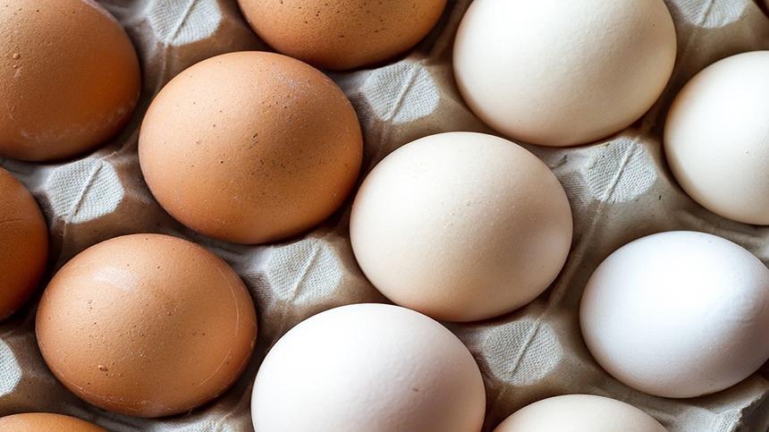 红白鸡蛋(pixabay)