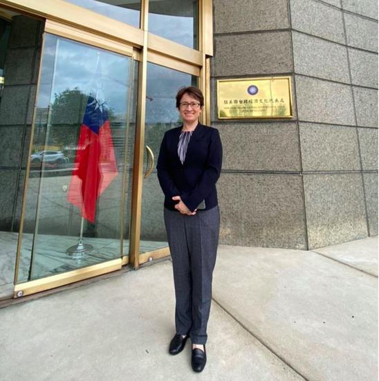 台湾驻美代表萧美琴