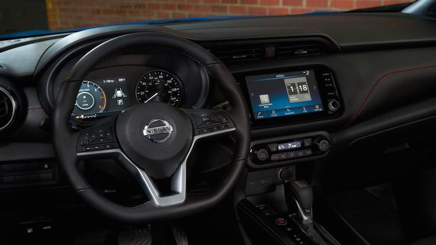 Car: Nissan: 2021 Nissan Kicks (Nissan)
