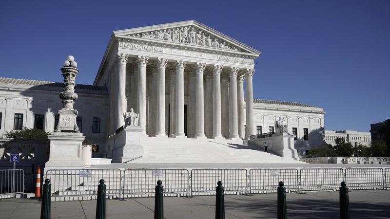 最高法院。(美联社)