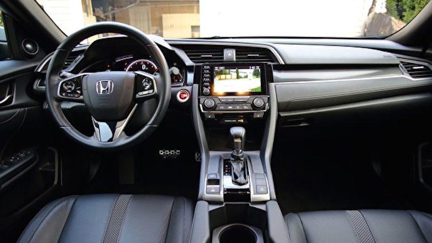 2020 Honda Civic HatchBack(李奧/大紀元)