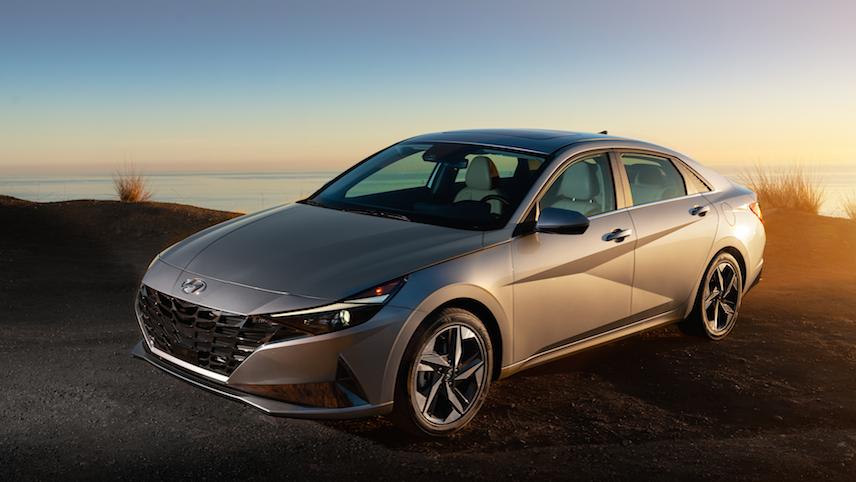 2021 Hyundai Elantra (Hyundai)
