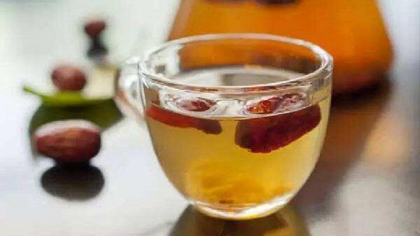 梨子红枣蜂蜜茶(网络图片)