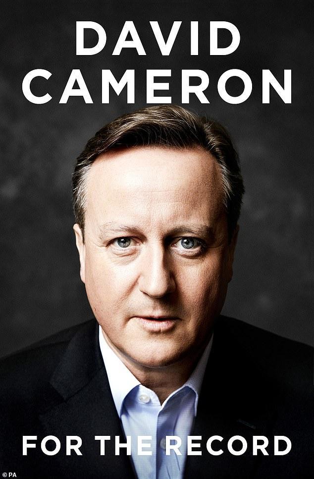 """卡梅倫在回憶錄中說,脫歐公投是""""必須的""""和""""無可避免的""""。(圖片來源:網絡)"""