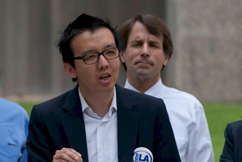香港民主會執行總監朱牧民。
