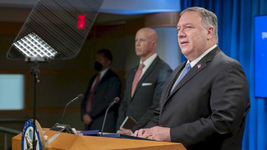 美国务院国务卿蓬佩奥(MICHAEL R. POMPEO)于1月9日下午透过声明宣布,对于美国国务院先前以国务卿名义发布的所有关于台湾的联系准则,现在行政机构都可将之视为无效。