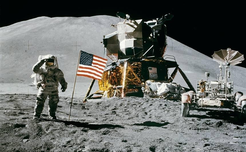 Apollo Moon Landing Program