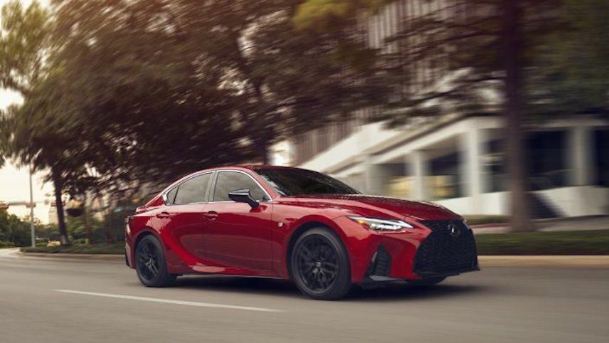 Lexus IS (Lexus)