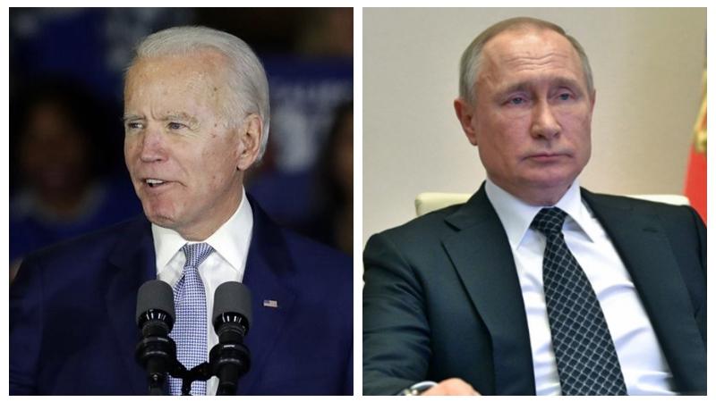 美国制裁32个俄罗斯实体驱逐外交官|美国普京| 拜登行政命令| 俄罗斯| 实施新制裁| 乌克兰局势俄罗斯外交部发言人