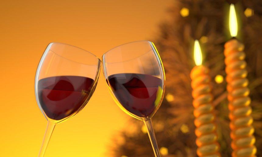 红酒(pixabay)