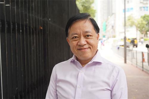 香港前区议员林咏然