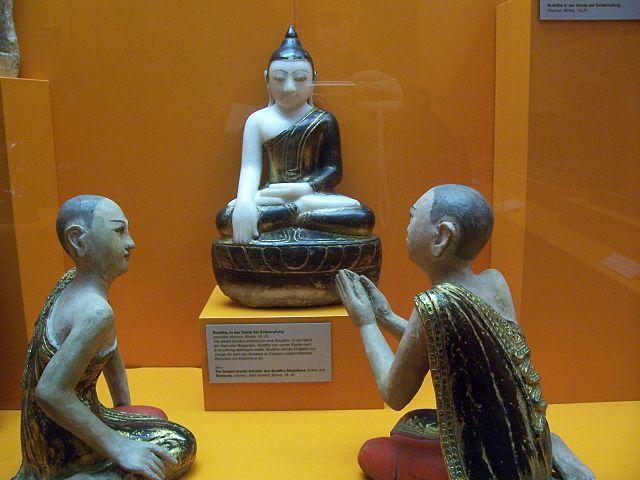 释迦佛神通第一的弟子目犍连 到底有何神通?