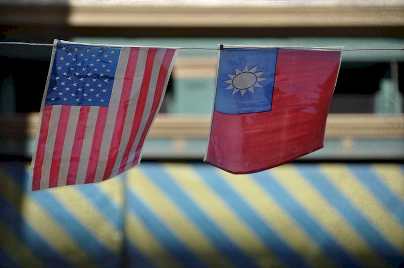 美台重启TIFA贸易谈判 美媒:最快10日对话
