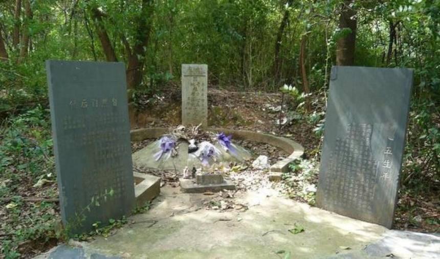 杜心五墓葬