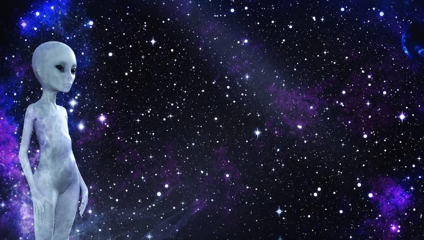 古籍《博物志》里记载的外星旅行 乘UFO游天河看见牛郎织女