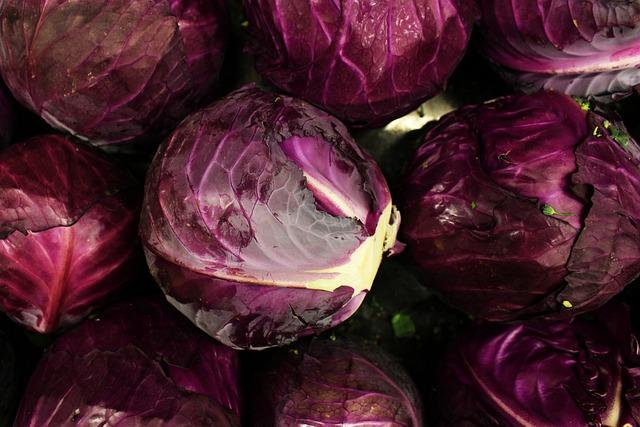 紫色蔬菜(pixabay)