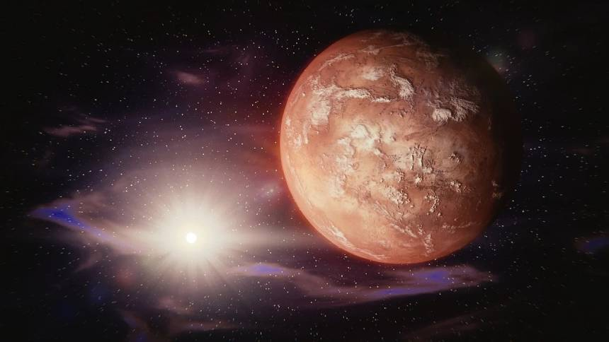 "NASA火星探测器又有惊人发现!竟然拍摄到八仙中的""铁拐李""?"
