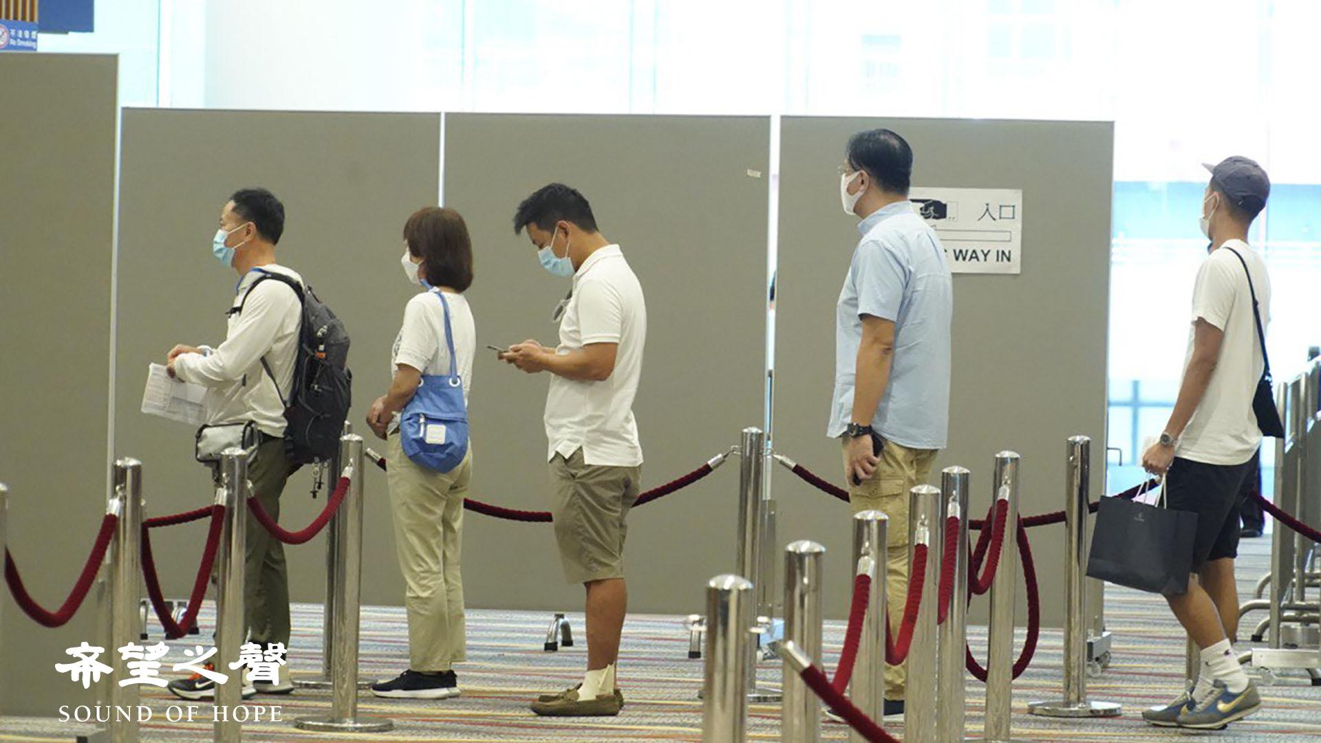港选委选举投票日