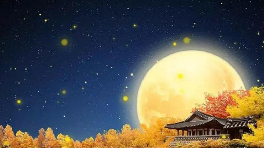 中秋节传说(网络图片)