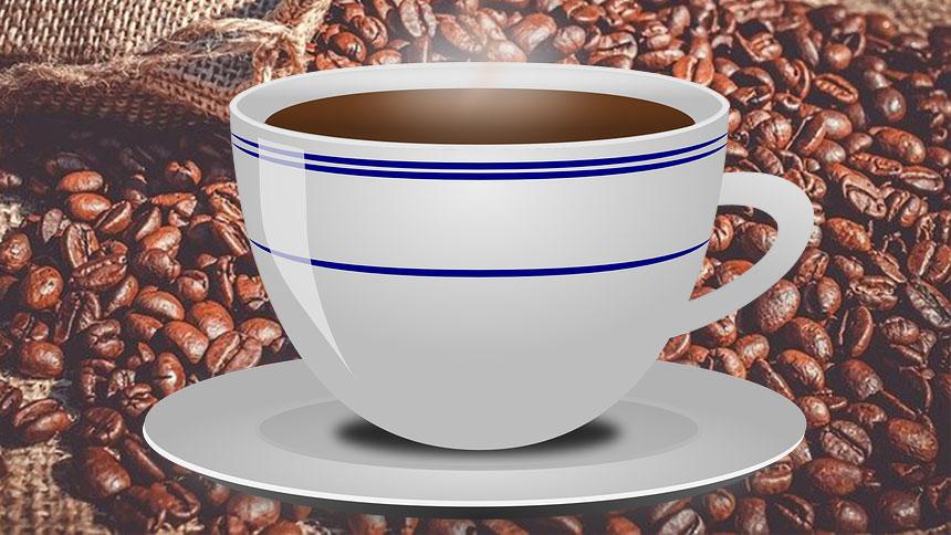 高热量咖啡  (图片:希望之声合成)
