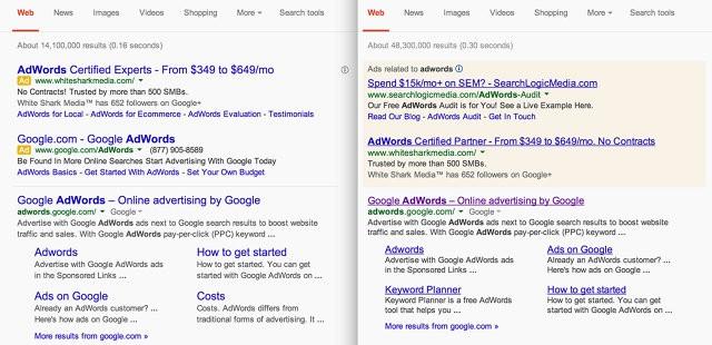 谷歌搜索取消下划线 一个时代的结束