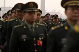 """军方再现大动作 17省""""戎装常委""""调整"""
