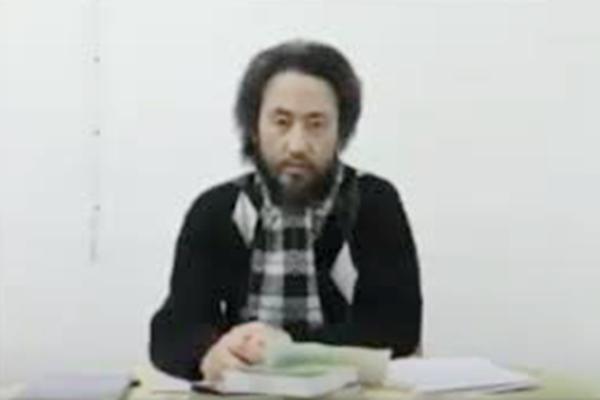 日记者叙国遭绑架 求救影片曝光
