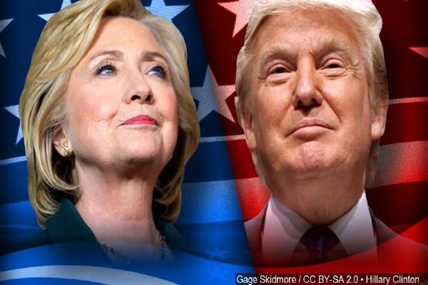 路透民调:川普与希拉里支持率基本持平