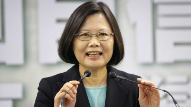 民调:80%台湾人不愿意同属一个中国