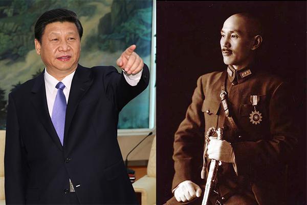 习近平更象蒋介石? 能否象蒋公一样绝处逢生