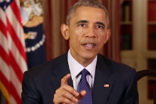 奥巴马电贺菲新总统杜特蒂 强调美菲同盟重要
