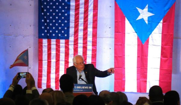 桑德斯反对美国解决波多黎各债务新协议