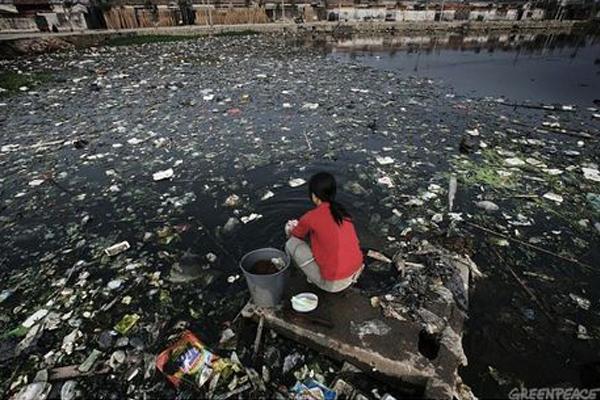北京回龙观地区饮水污染 万民受波及