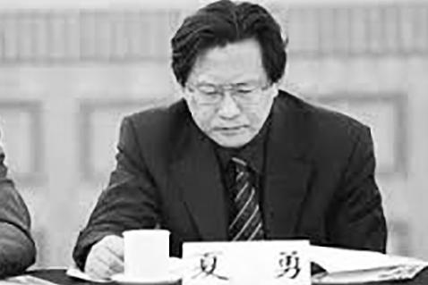 外媒:原国家保密局局长夏勇涉令案被查