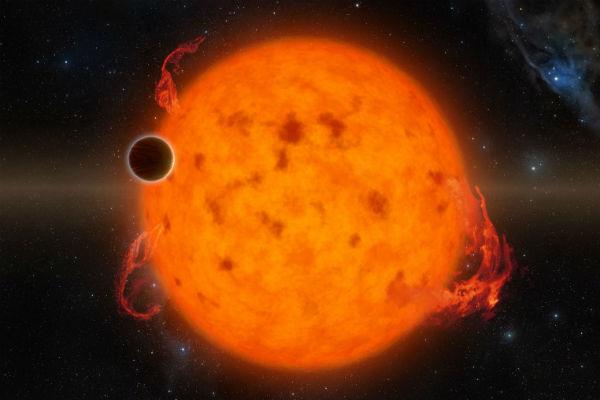 天文学家发现最年轻的成熟系外行星