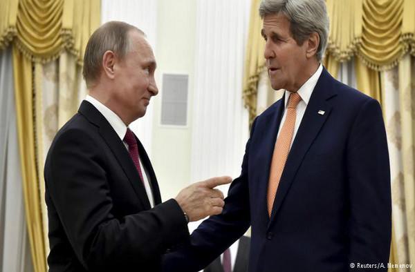 美国谴责俄罗斯安全人员骚扰美外交官员