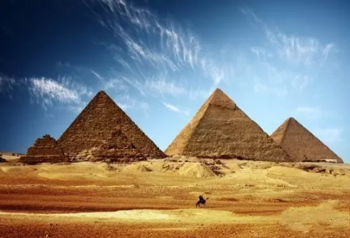 一路圣缘:摩天国与金字塔(十四)