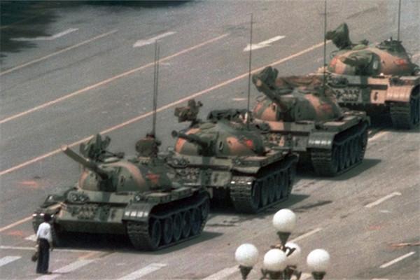 """纪念六四 美民间团体发起""""寻找坦克人""""活动"""