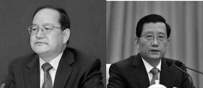 江西省委书记强卫未到龄离任 曾阻挡胡锦涛查案