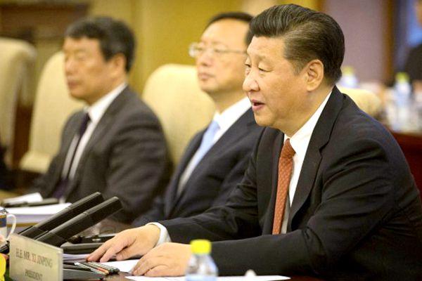 中共十八届六中全会卡位战 江派官员成批落马