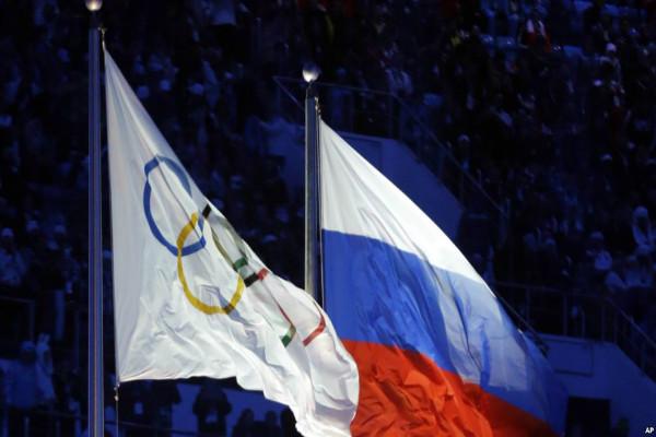 国际奥委会:不全面对俄罗斯禁赛