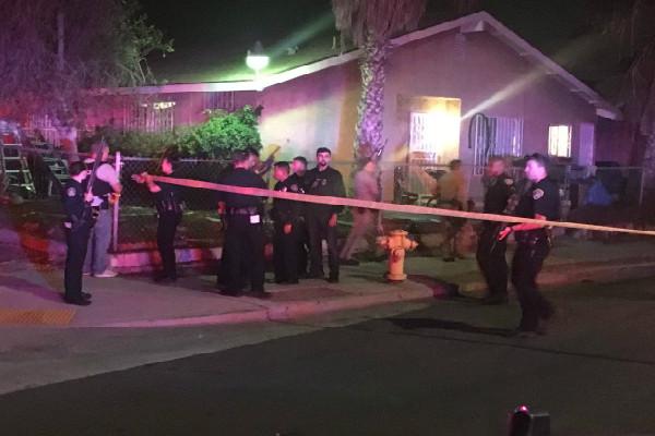 美圣地亚哥两警察遭枪击 一死一伤 嫌犯被捕