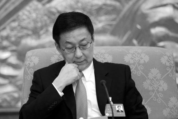 官场流行伪学历 韩正被曝闹笑话