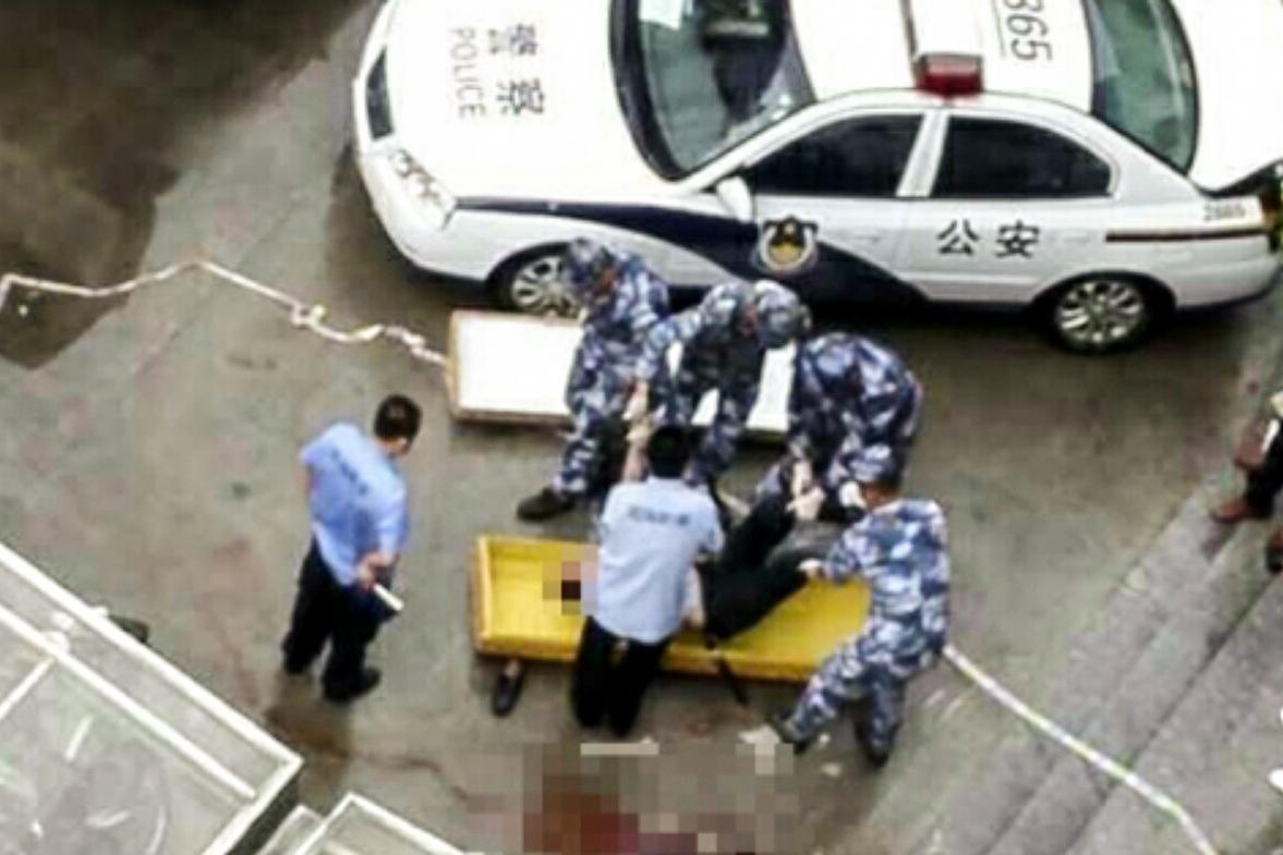 海军大校跳楼自杀传另有隐情或涉海军最高层 引发习近平怒斥