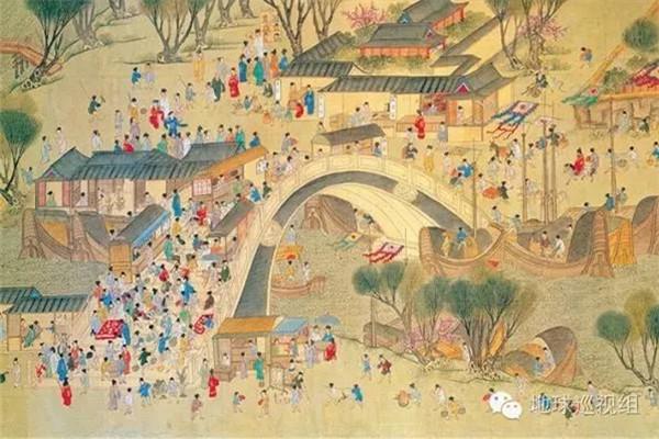 看看古代中国是如何让老外们钦羡不已