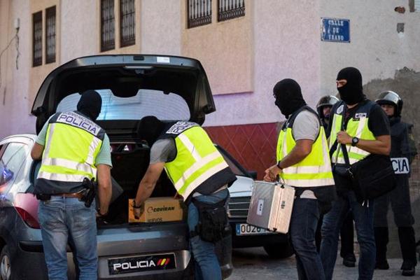 西、德、比利时拘捕5个本土IS活跃者
